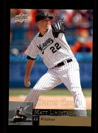 2009 Upper Deck #656  Matt Lindstrom