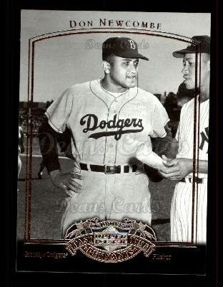 2005 Upper Deck Past Time Pennants #21  Don Newcombe