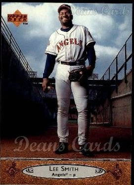 1996 Upper Deck #288  Lee Smith