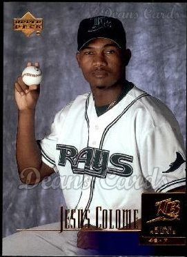 2001 Upper Deck #298  Jesus Colome