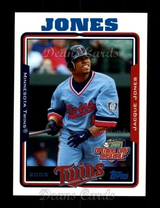 2005 Topps Opening Day #122  Jacque Jones