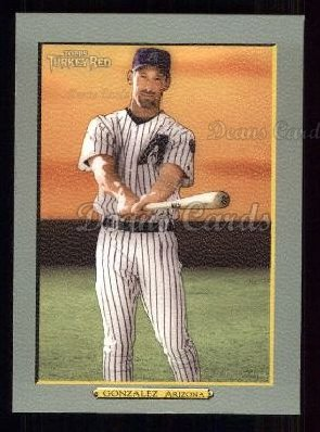 2005 Topps Turkey Red #64  Luis Gonzalez