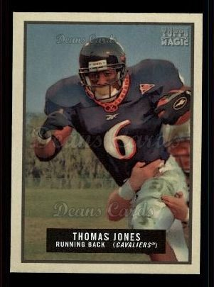 2009 Topps Magic #173  Thomas Jones