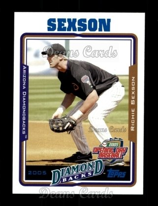 2005 Topps Opening Day #69  Richie Sexson