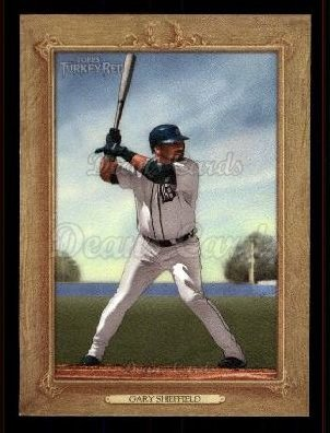 2007 Topps Turkey Red #100  Gary Sheffield