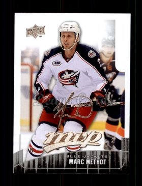 2009 Upper Deck MVP #217  Marc Methot