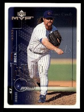 1999 Upper Deck MVP #42  Rod Beck