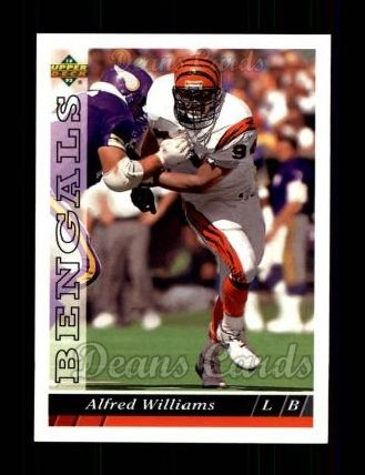 1993 Upper Deck #312  Alfred Williams
