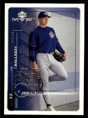 1999 Upper Deck MVP #212  Roy Halladay