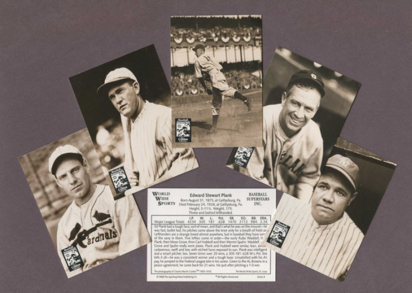 1988 Conlon     1933 American and National League All Stars Complete Set
