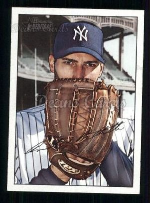 2007 Bowman Heritage #68  Andy Pettitte
