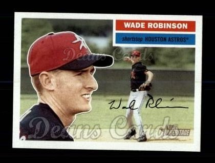 2005 Topps Heritage #309  Wade Robinson