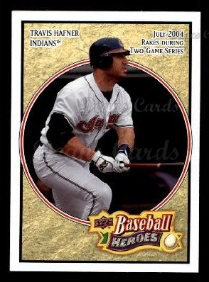 2008 Upper Deck Heroes #54  Travis Hafner