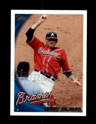 2010 Topps Update #5  Troy Glaus