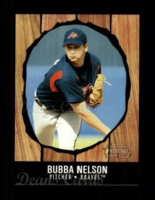 2003 Bowman Heritage #194  Bubba Nelson