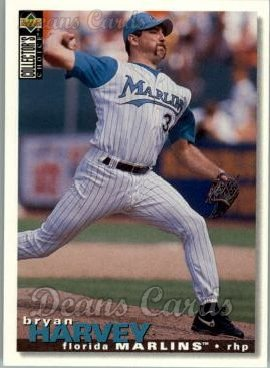 1995 Upper Deck Collector's Choice #311  Charlie Hough