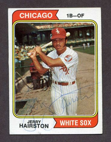 1974 Topps #96  Jerry Hairston