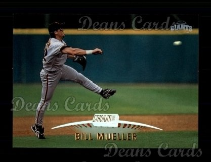 1999 Topps Stadium Club #8  Bill Mueller