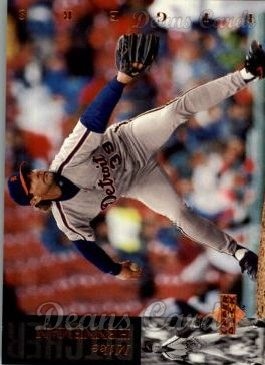 1994 Upper Deck #321  Mike Henneman