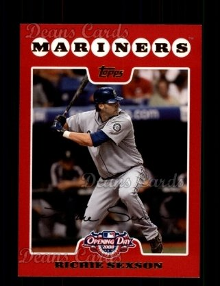 2008 Topps Opening Day #109  Richie Sexson