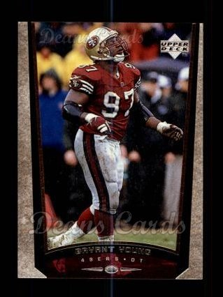 1998 Upper Deck #223  Bryant Young