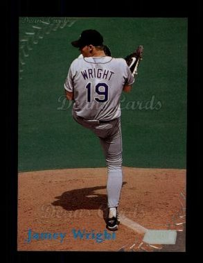 1998 Topps Stadium Club #170  Jamey Wright