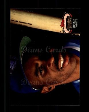 1992 Topps Stadium Club #41  Devon White
