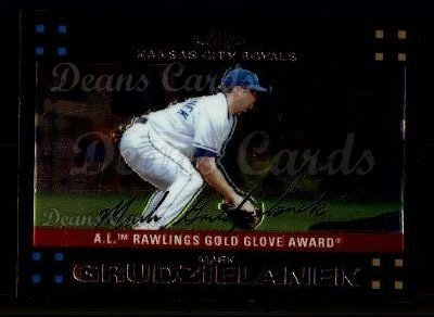 2007 Topps Chrome #262  Mark Grudzielanek