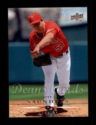 2008 Upper Deck #1  Joe Saunders