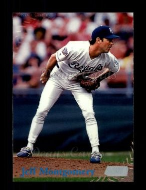 1998 Topps Stadium Club #165  Jeff Montgomery
