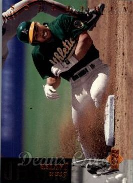 1994 Upper Deck #384  Stan Javier