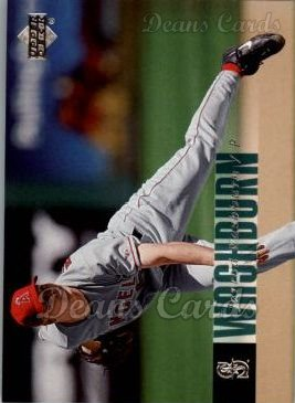 2006 Upper Deck #11  Jarrod Washburn