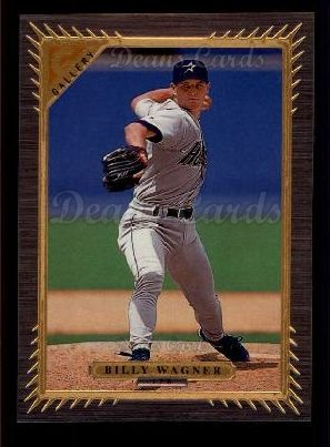 1997 Topps Gallery #178  Billy Wagner