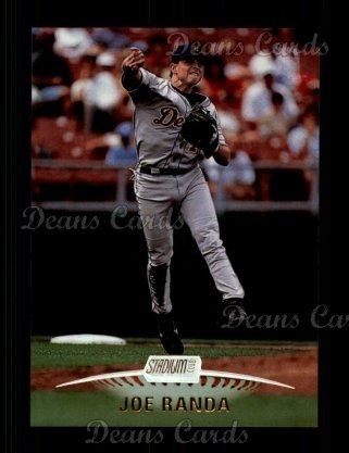 1999 Topps Stadium Club #86  Joe Randa