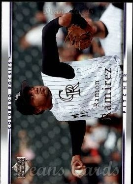 2007 Upper Deck #678  Ramon Ramirez