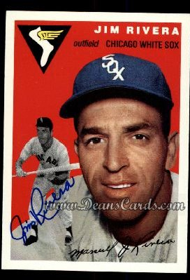 1994 Topps 1954 Archives #34  Jim Rivera