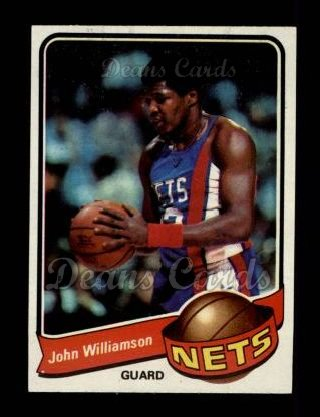 1979 Topps #55  John Williamson