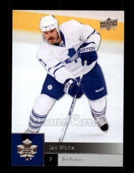 2009 Upper Deck #34  Ian White