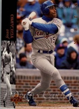 1994 Upper Deck #329  Jose Vizcaino