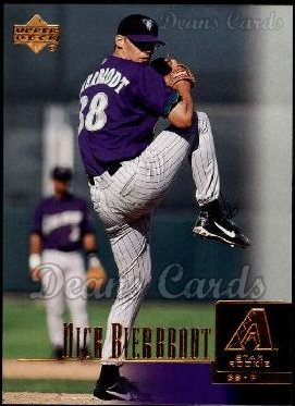 2001 Upper Deck #37  Nick Bierbrodt