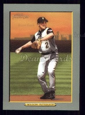 2005 Topps Turkey Red #99  Jack Wilson