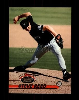 1993 Topps Stadium Club #674  Steve Reed