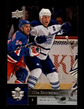 2009 Upper Deck #285  Mike Komisarek