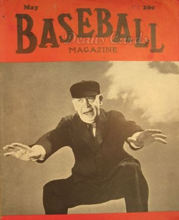 1940 Baseball Magazine    May