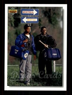 1992 Upper Deck #51  Rondell White / Marc Newfield