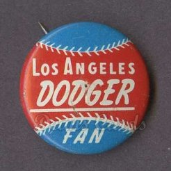 1964 Guys Potato Chip Pin #11   Los Angeles