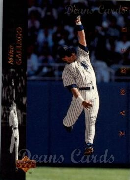 1994 Upper Deck #412  Mike Gallego