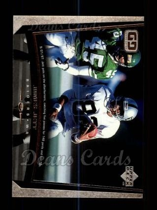 1998 Upper Deck #187  James Jett