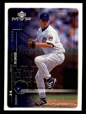 1999 Upper Deck MVP #38  Kerry Wood
