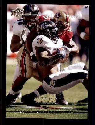 2008 Upper Deck #166  Patrick Willis
